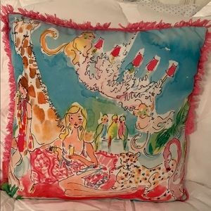 Lilly Leo Lover Pillow